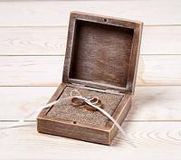 Шкатулка для обручального кольца