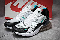 Кроссовки мужские в стиле Nike Air 270, белые (14535),  [  40 41 42 43 44 45  ]