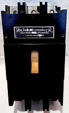 Автоматический выключатель АЕ 2066 200А, фото 3