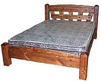 Кровать в старорусском стиле, под старину