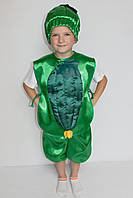 Карнавальный костюм Огурец, рост 95-120 см