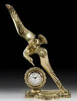 Гламурные часы чайка для моряков