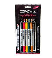 "Набор маркеров ""COPIC CIAO Hue Colors"" (5+1 шт), фото 1"
