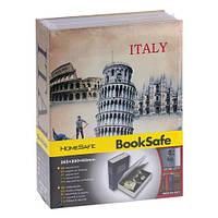 """Книга-сейф """"Италия"""""""
