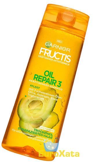ШампуньGarnier fructis oil repair 3 .(300 мл) Франция