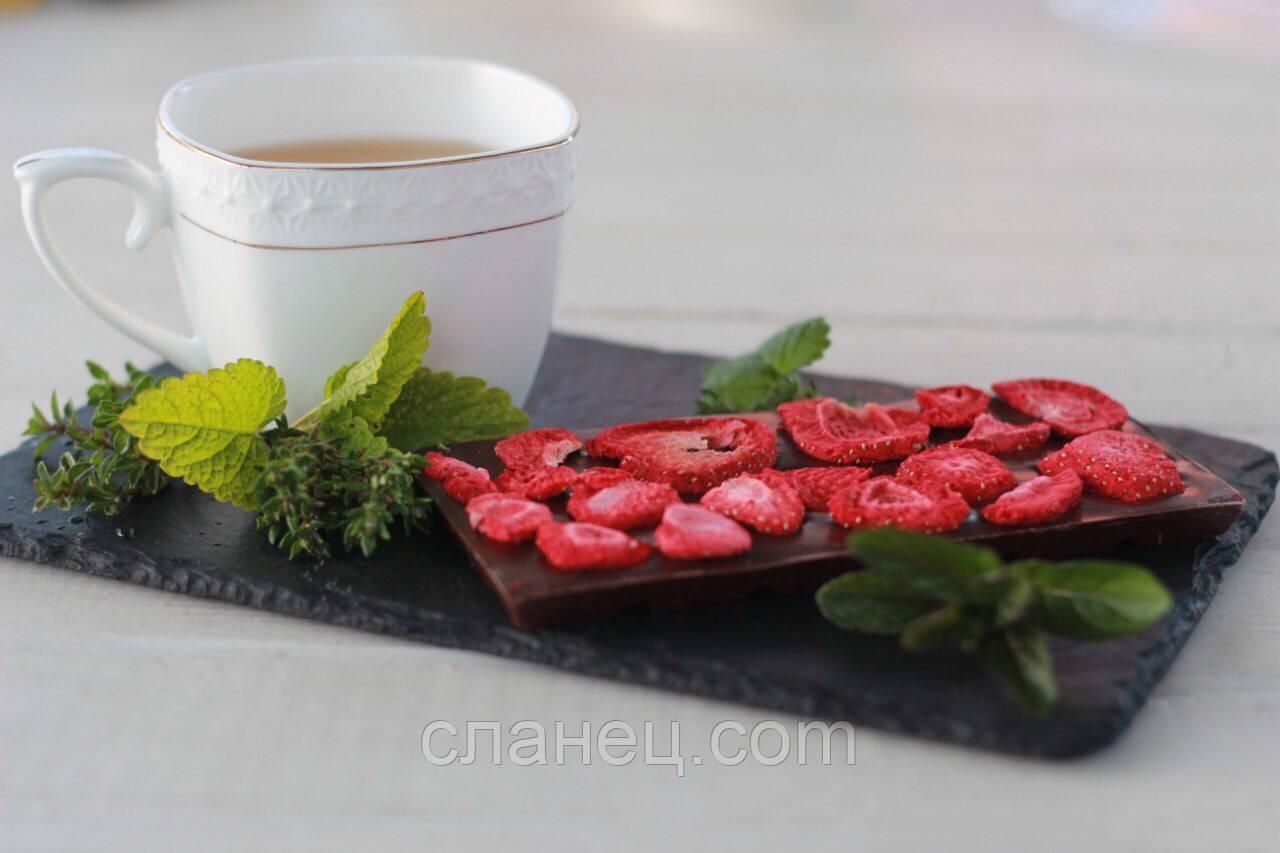 Блюдо для подачи 20х9,3 см; сланец