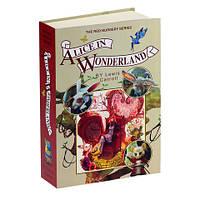 "Книга-сейф со страницами ""Alice"""