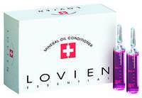 Кондиционер-ампулы с минеральным маслом для поврежденных волос,Lovien Essential Conditioner Mineral,10х10 мл