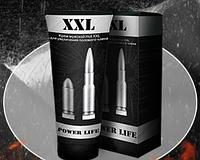Крем для увеличения члена XXL Power Life, крем power life, xxl power, Мазь для увеличения члена, крем пениса