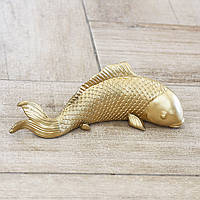 Настенный декор Золотая рыбка 19см 1003428