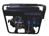 Сварочный генератор HYUNDAI HYW 210AC(2.8 кВт, 15л.с., бензин, стартер) БЕСПЛАТНАЯ ДОСТАВКА!
