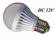 Светодиодные лампочки DC 12В 3Вт