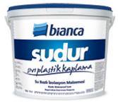 Краска гидроизоляционная жидкий пластик Sudur Bianca, 15 л