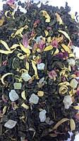 Чай зелёный с добавками