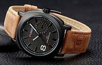 Часы наручные мужские Curren черные