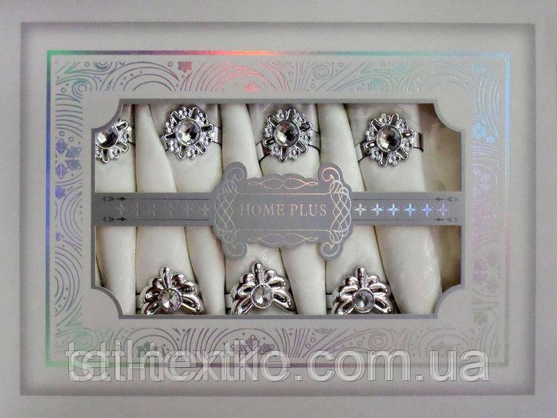Скатерть белая Home Plus с салфетками (150x220cm.), фото 1