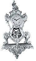 Висит в стиле барокко часы - магазин Luxury Products - Модель MS0801 - h16,5 см - подставка