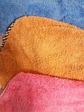 Набор плюшевых полотенец с бантикми ЛУЧШИЙ ПОДАРОК, фото 4