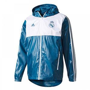 Футбольна вітровка клубна Реал Мадрид