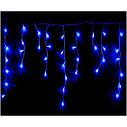 Гирлянда светодиодная LTL Sople занавес 500 led длина 16 метров  голубая Blue + переходник, фото 6