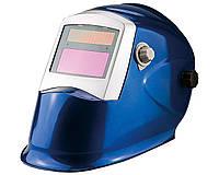 Сварочная маска Apache Rapid Crystals синяя, фото 1