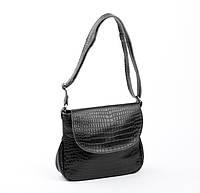 Кожаная сумка модель 5 кайман, фото 1