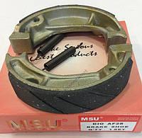 Тормозные колодки задние Honda Dio AF34, MSU