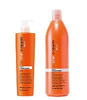 Восстанавливающий питательный кондиционер для сухих и вьющихся волос Inebrya Dry-T Conditioner 1000 мл