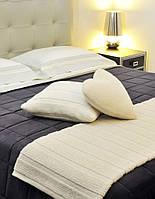 Нежная и чувственная покрывало для спальни Orsetto - Подушка модель C1004 - 100% кашемир 42x42 см