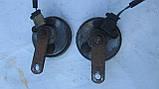 865200D060 Звуковой сигнал Toyota Avensis 1998-2008 черный коннектор, фото 3