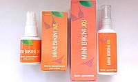 Mini Bikini X6 - Комплекс для депиляции - Крем и Спрей (Мини Бикини) для депиляции дома