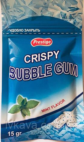 Жевательная резинка Crispy PPU мята, 15 гр, фото 2