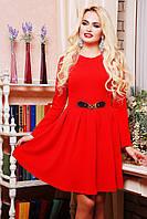 """Платье """"Валерия""""красный"""