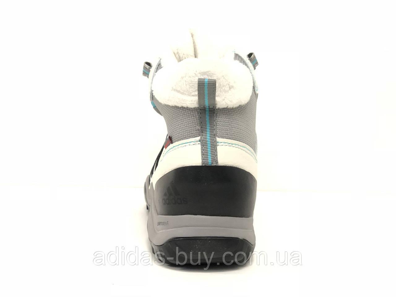 48d0b6ca ... Ботинки женские adidas CLIMAHEAT WINTER HIKER II M17332 цвет: белый 4  ...