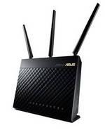 Iнтернет-шлюз Asus RT-AC68U 802.11ac AC1900 USB 3.0, AiCloud
