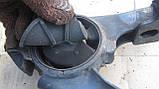 123710D130 Подушка двигателя задняя 1ZZ-FE 3ZZ-FE Toyota Avensis Corolla Verso, фото 4