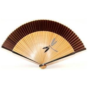 Японский веер «Стрекоза»