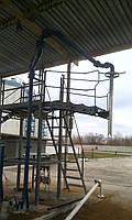 Стояк автоналивной телескопический (САТ-80), фото 1