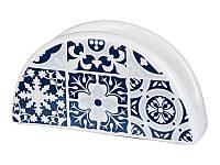 Салфетница Синяя мозаика 358-789