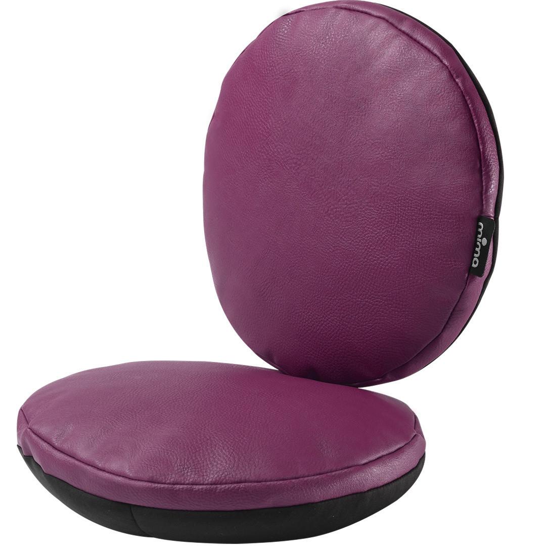 Подушка на сидение к стульчику Mima Moon, цвет Aubergine