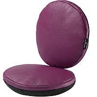 Подушка на сидение к стульчику Mima Moon, цвет Aubergine, фото 1