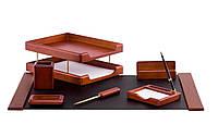 7-штук набор офисных принадлежностей Loft - Набор с гравировкой на 7 эл.