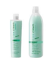 Шампунь для волос освежающий с мятой Inebrya Refreshing Shampoo FREQUENT 1000 мл