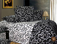 Постільна білизна двохспальна 180 220 бавовна (3906) TM KRISPOL Україна 5daa0a109ce08