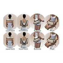 Массажер для спины, плеч и шеи Cervical Massage Shawls, фото 3