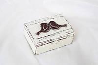 Дизайнерская шкатулка для колец