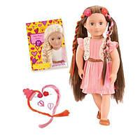 Кукла Our Generation Паркер с растущими волосами и аксессуарами 46 см BD37017Z