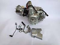 Двигатель 110 кубов на мопед. Оригинал!