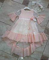 Платье на девочку  6-9 лет купить оптом