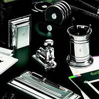 Хромированные аксессуары для кабинета - Эль Каско - Подставки под бокалы/чашки М - 653 CT